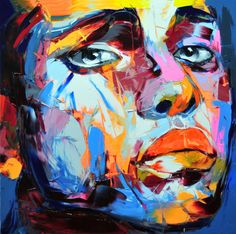 2013 in Showcase of Expressive Portraits by Nielly Françoise