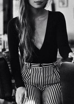 Parisienne Chic | @codeplusform