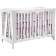 Sorelle Jordan Crib- White