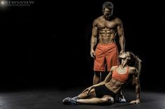 A Shredded Affair  by CREWSiVIEW Photography   #fitness #couples #trainfit