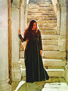 Olivia Hussey in Romeo and Juliet