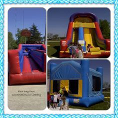Conversations in Literacy: Field Day Fun!- competitive games, non-competitive games & inflatables