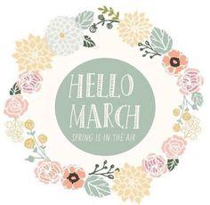 loveliegreenie Types Of Cherries, Hello March, Wreath Drawing, New Month, Laurel Wreath, Spring Time, Wreaths, Instagram Posts, Artwork