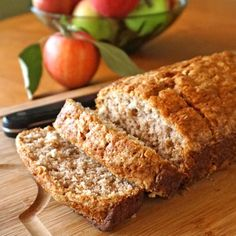 Spiced Apple Bread – this delicious, subtly spiced apple bread is the perfect autumn treat, enjoy a slice or two for breakfast or snack.