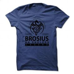 BROSIUS an endless legend - #husband gift #creative gift