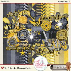 Love this kit by Z Pink Boudoir!!  Mamarazzi!!