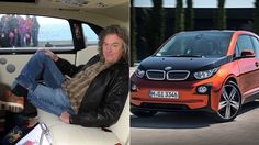 Top Gear's James May Joins Dark Side And Buys A BMW i3 #BMW #BMWi #i3