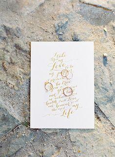 Romantic Pastel coloured California Wedding