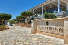 Vasia Hotels and Villas Double Room, Crete, One Bedroom, Most Beautiful, Villa, Patio, Outdoor Decor, Fork, Villas
