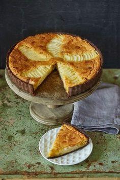 Isteni őszi süti: körtés frangipane | Street Kitchen