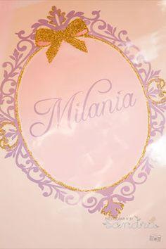 Pink Royal Princess Party