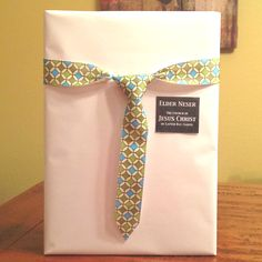 Missionary gift/package wrapping!