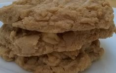 Peanut Butter Oatmeal Cookies | Fusion Recipes