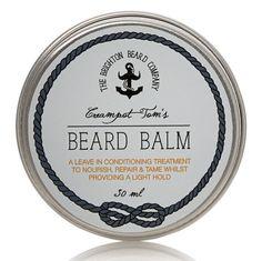 The Brighton Beard Company - Beard Balm