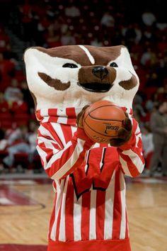 Badger Basketball <3