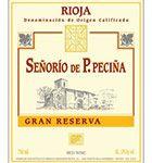 Hermanos de Pecina Senorio Gran Reserva 2001 (1.5L)