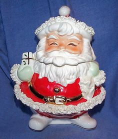 christmas cookie jars - Google Search