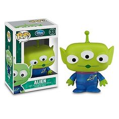 Disney POP! Space Alien Vinyl Figure by Funko http://popvinyl.net #funko #funkopop #popvinyls