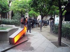 (Barcelone - 22/05/12) Eh : vise un peu le popotin...  (Nicolas Canderatz)
