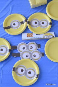 Minion Party DIY Decor Idea | NoBiggie.net