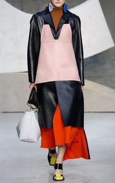 Marni Spring Summer 2016 Look 4 on Moda Operandi
