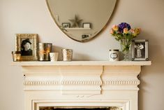 Victorian Living Room Renovation With Scandinavian Styling And Vintage Touches - Image By Richmond Pictures