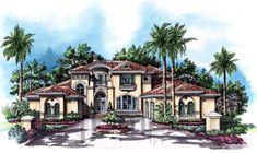 Florida House Plan ID: chp-46727 - COOLhouseplans.com