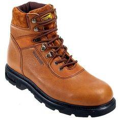Wolverine Boots Steel Toe Slip Resistant Work Boots 4013