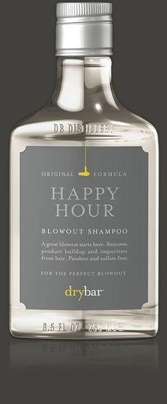 Pre-Order! Blowout Shampoo    The key to a great blowout starts with really clean hair!Dirty, oily hair never blows out well and the style won't last as long.    Our Blowout Shampoo:    Removes product buildup, residue and impurities.  Natural cleansing properties are gentle and won't strip color from hair.  Gives hair a bouncy, full and healthy look.  Lathers generously.  Paraben and sulfate free.  Price: $23