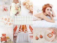 Coral-Sherbet-Pink-Wedding-Inspiration-Board
