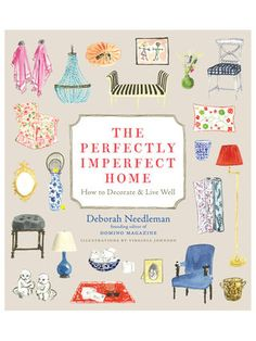 The Perfectly Imperfect Home- Domino magazine book virginia johnson design studio. Coffee Table Design, Coffee Table Books, Good Books, My Books, Library Books, Dream Library, Open Library, Amazing Books, Music Books