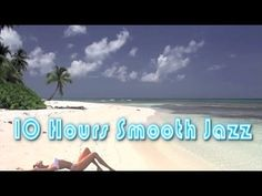 Jazz Instrumental: 10 HOURS of Smooth Elevator Music Video Playlist (Hap...
