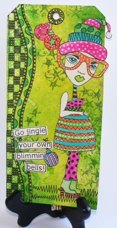 The Scrappy Chick: Go Jingle Your Own Bells