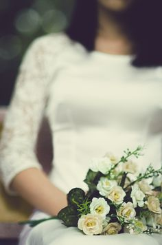 Choosing the Perfect Bridal Bouquet - Voltaire Weddings | See more about Marry Me, Bridal Bouquets and Apps.