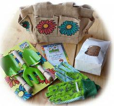Aries Bio-Gartenset für kleine Gärtner