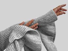 "385 gilla-markeringar, 14 kommentarer - Chinda Phraph (@ch.phr8ph) på Instagram: ""@premonitiondesigns ""Asena Sweater"" sleeves action! #premonitiondesigns #premonition #sleeves…"""