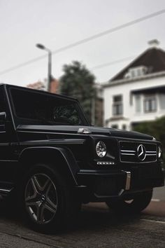 This baby will be mine in the future. My DREAM CAR. matte black exterior, all black leather interior, matted rims. Mercedes G