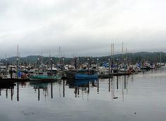 Ketchikan Alaska Photo Gallery: Marina in Ketchikan