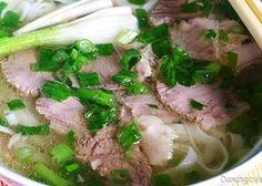 Vietnamese Pho (Beef) | Asia Dish