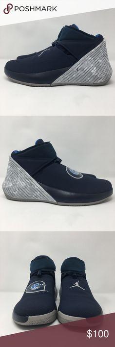 Air Jordan Westbrook Zero.1 Why Not GEORGETOWN NEW Nike Air Jordan  Westbrook Zero. 682553ee2
