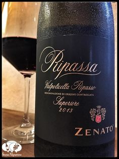 Score 90+/100 Wine review, tasting notes, rating of Zenato Valpolicella Ripassa, Verona red. Description of aroma, palate, flavors. Join the experience.