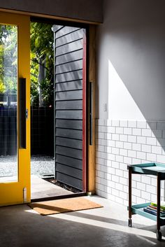 The Exploding! Shed House: An Experiment in Small Footprint Living