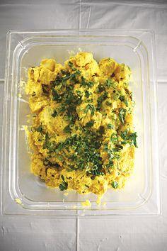 Curried Potato Salad   SAVEUR