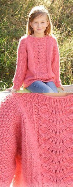 Free Knitting Pattern for 8 Row Repeat Diamond Texture Poncho - or Free Childrens Knitting Patterns, Knitting For Kids, Easy Knitting, Knitting For Beginners, Knitting Projects, Knitting Tutorials, Knit Cardigan Pattern, Sweater Knitting Patterns, Crochet Patterns
