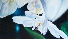 Silk over Velvet/ Oil on Canvas/ 110,3 cm x 63,5 cm/ 2013