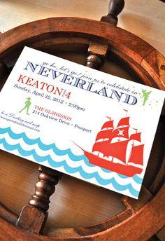 Neverland pirates party by @Charynn Olsheski   #thepartydressmagazine
