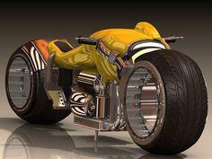 kruzor concept, motorcycle, chris stiles, concept motorcycles, futuristic motorcycles