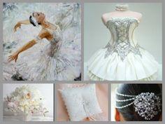 Ballet wedding theme