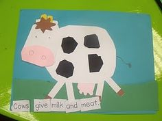 Cow Art and Fact