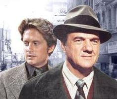 The Streets of San Francisco - Det. Mike Stone (Karl Malden) Inspector Steve Keller (Michael Douglas). BIG crush on Michael Douglas!